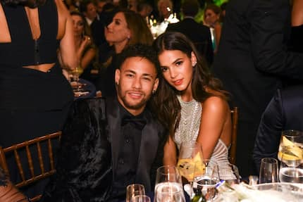 Trouble for Neymar as girlfriend confirms their relationship is over