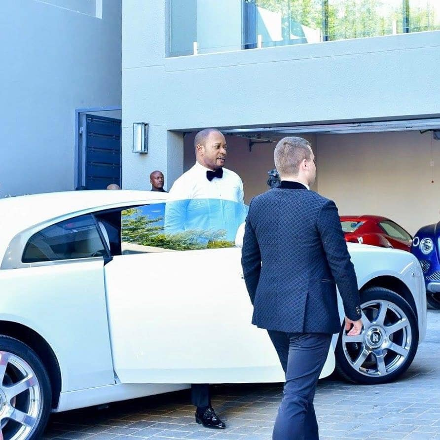 who is the richest pastor in africa?