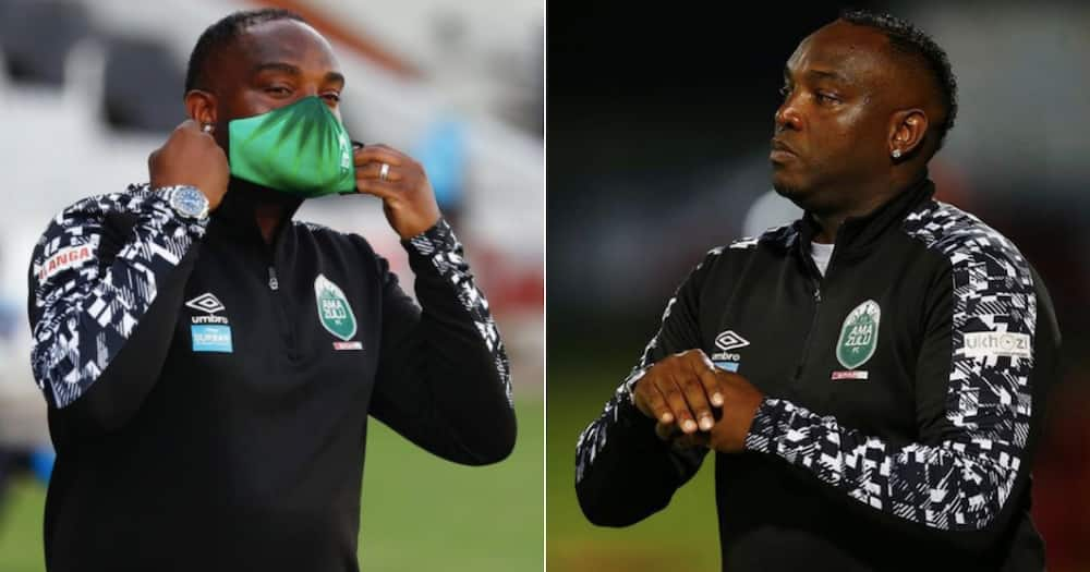 Benni McCarthy, vaccination, Covid-19, leading by example