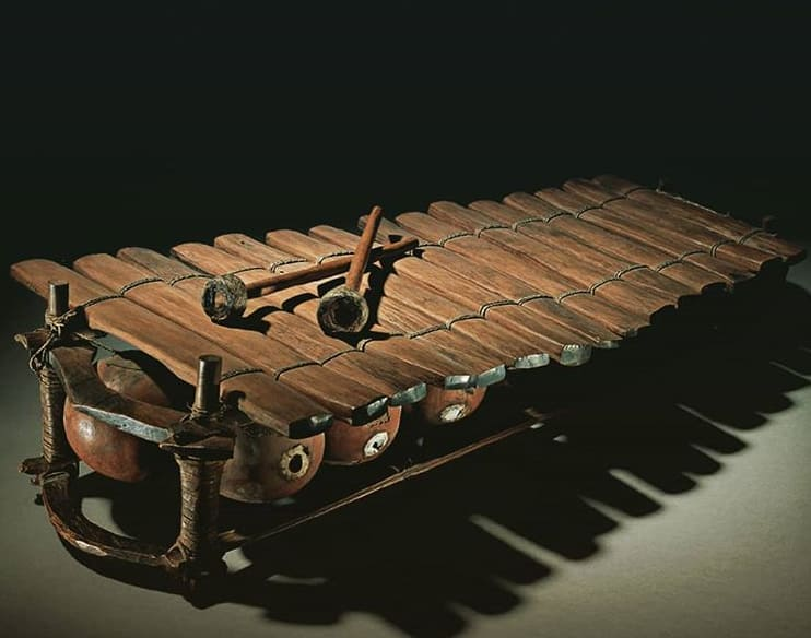 musical instruments that you did not know are african