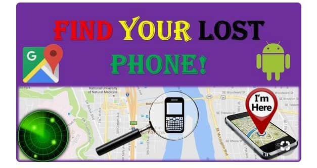 Track stolen phone South Africa