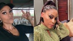 Letoya Makhene serving nothing but mom goals on her latest social media posts