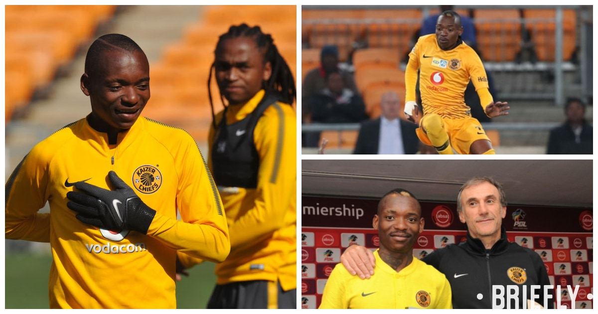 Billiat won't leave Kaizer Chiefs unless it's for the right European deal