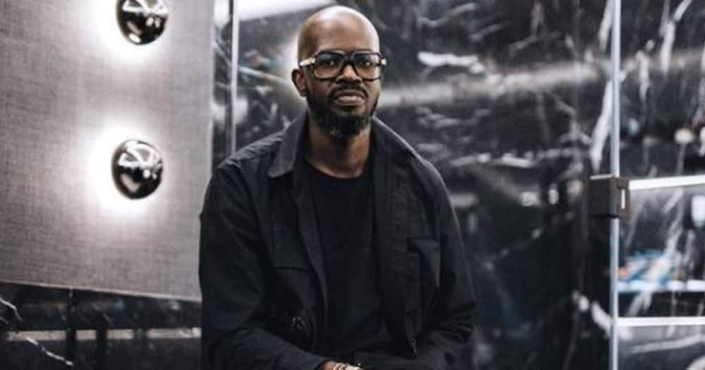 """Black Coffee gives off major """"rich uncle vibes"""" with Twitter post."""