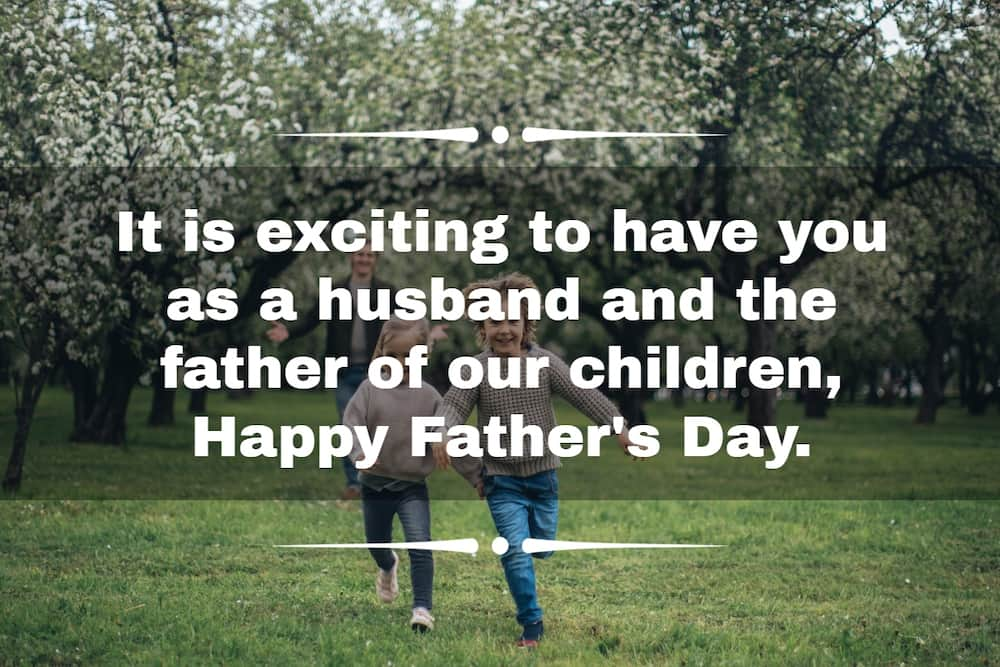 Happy Father's Day messages to everyone