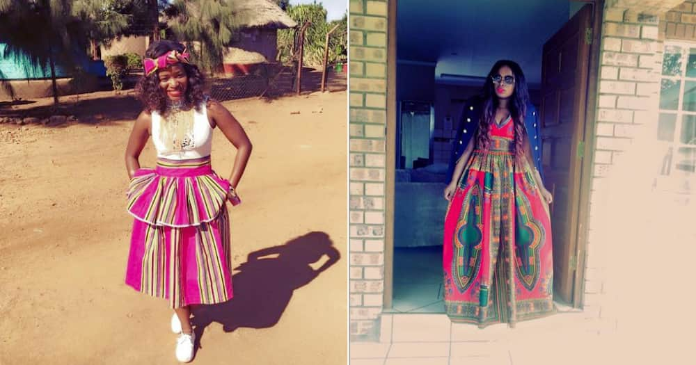 Lifestyle: Limpopo designer uses culture to create couture outifts