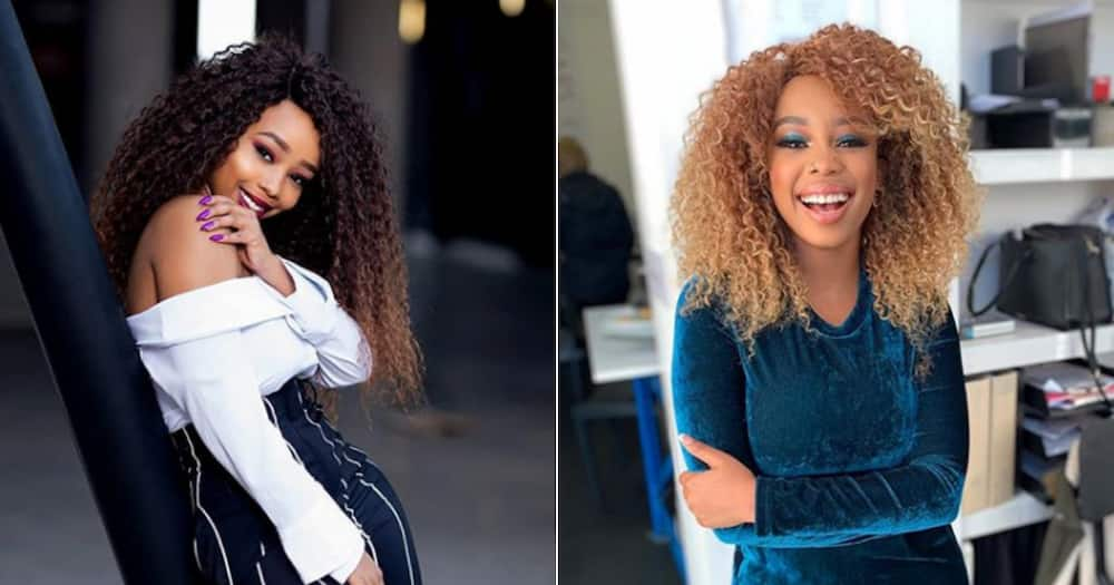Candice Modiselle Slams Troll Who Asked for Petition to Ban Idols SA