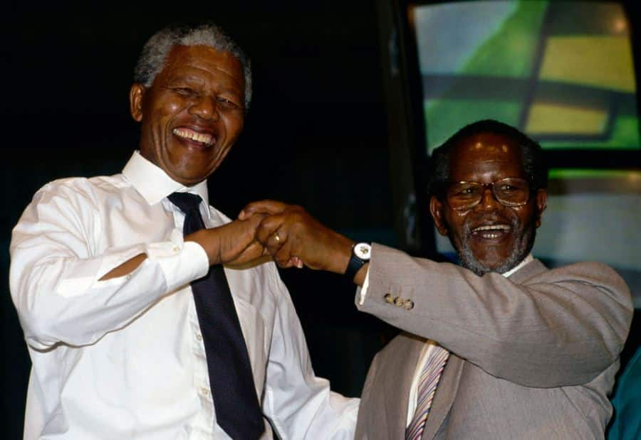 South African leaders that fought for democracy