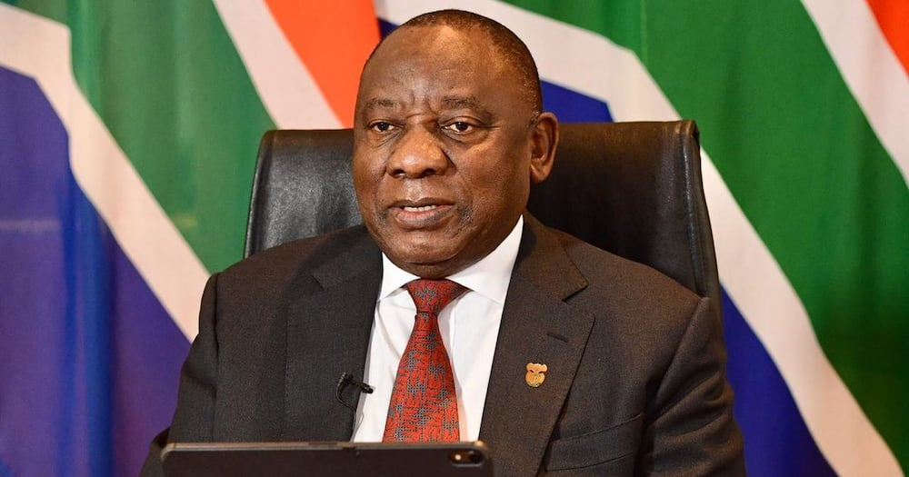 Mzansi shares their reactions to Cyril Ramaphosa's latest family meeting