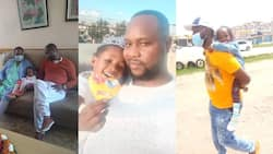 """Single dad says he raised daughter alone after wife passed: """"I gave her my kidney but she couldn't make it"""""""