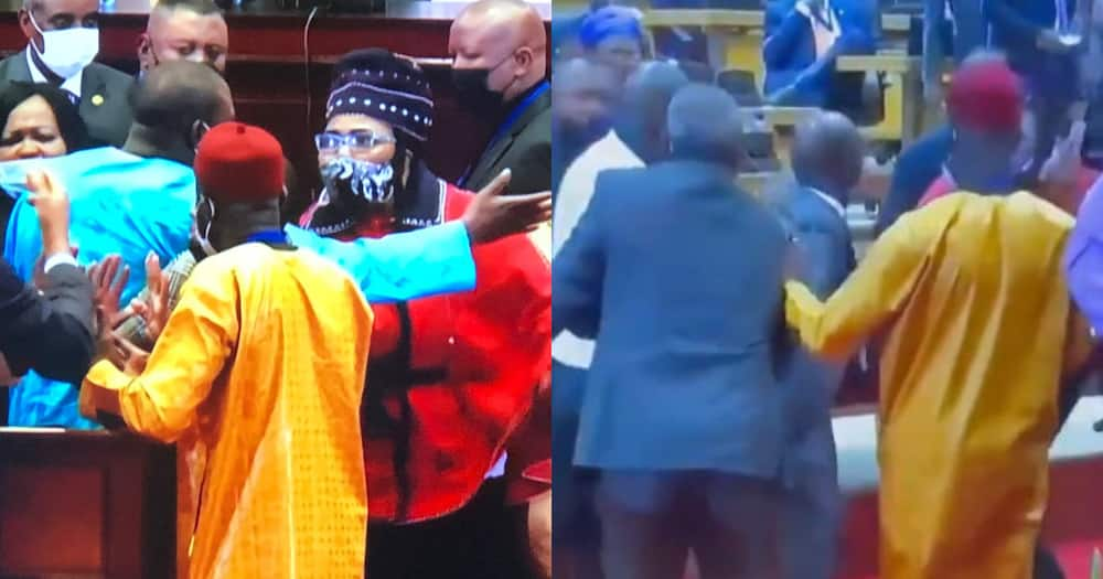 """""""This Is Unacceptable"""": South Africans React to the Pan African Parliamentary Chaos"""