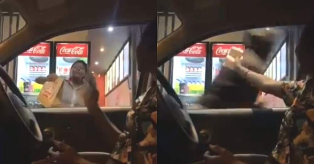 Another Mzansi lady, takeaway, stolen drive through, SA in stitches, Pls export, turn off FB IA