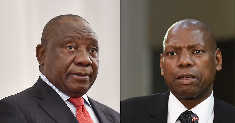 Ramaphosa places Zweli Mkhize on special leave pending Digital Vibes investigation