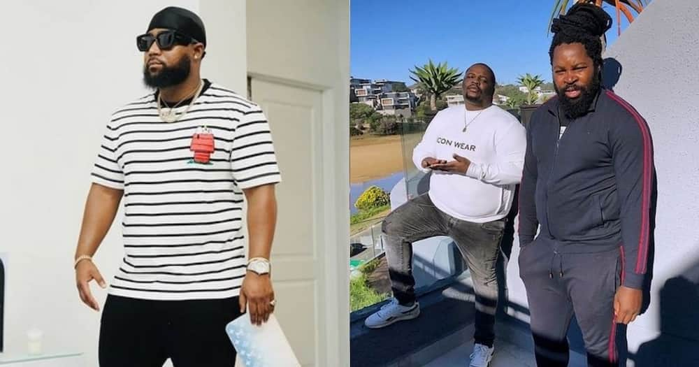 4 Mzansi Rappers React to Cassper Nyovest's Lit R100m Sneaker Deal