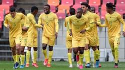 Bafana Bafana: Victor Letsoalo scores hat trick against Lesotho on his national debut