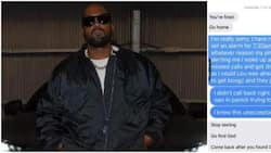 """Kanye West allegedly tells 'Donda' engineer to """"Go find God"""" after firing him via text for being late"""