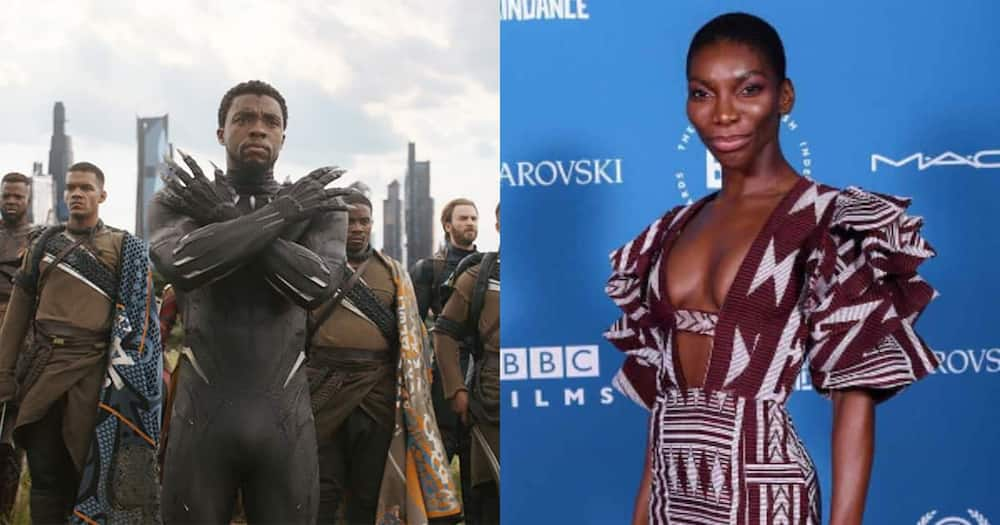 Wakanda Forever: Ghanaian actress Michaela Coel joins the cast of Black Panther movie sequel