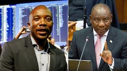 Mmusi Maimane encourages President Cyril Ramaphosa to look beyond the ANC for next Cabinet reshuffle
