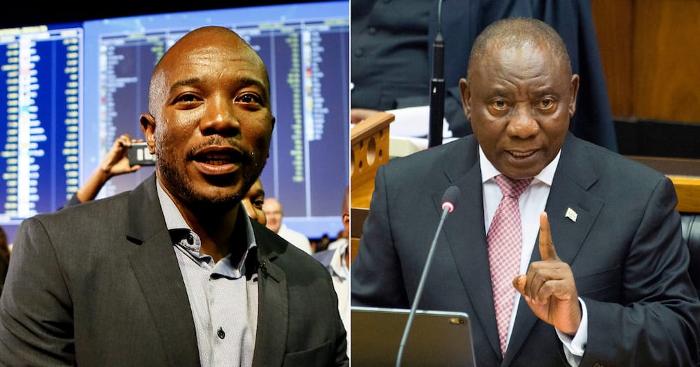 Mmusi Maimane,President Cyril Ramaphosa, ANC, Cabinet Reshuffle, minister of police, security cluster, unrest