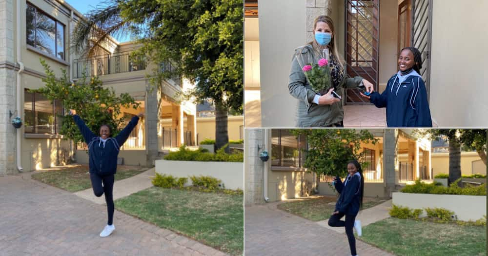 Homeowner, Young Lady, first home, Mzansi, Twitter reactions