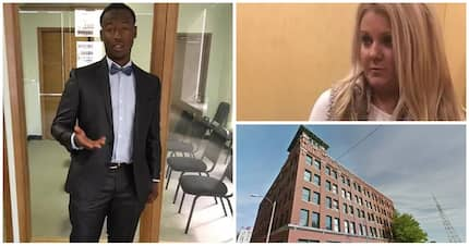 Realtor who stopped black man from entering his own luxury apartment speaks up