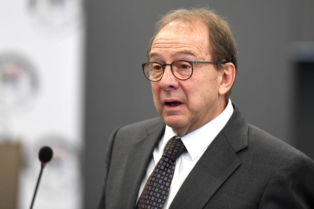 Advocate Paul Pretorius biography
