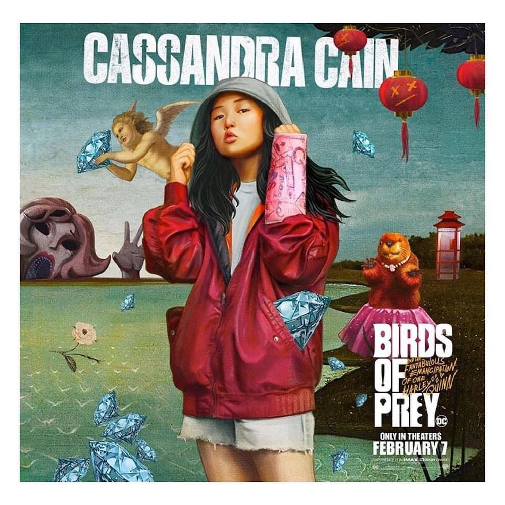 Birds of Prey actor Ella Jay Basco age, career, net worth, latest updates