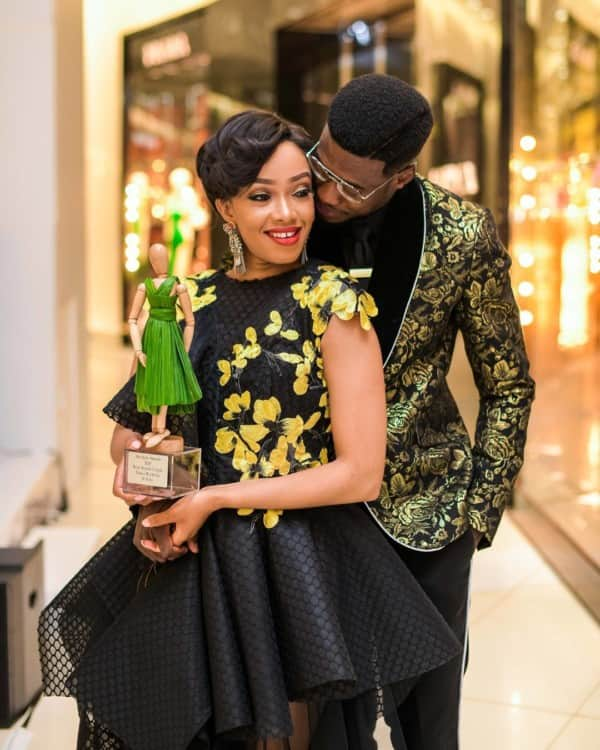 south african celebrity couples