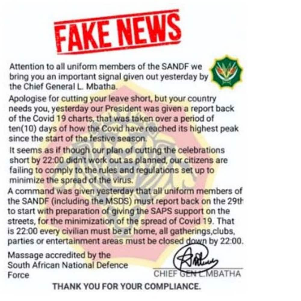 Featured: Fake news a great Concern for SA but can be eradicated