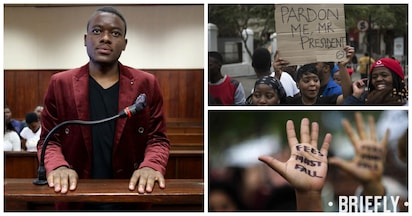 "FeesMustFall speaks ahead of sentencing: ""Jail time should not deter us"""