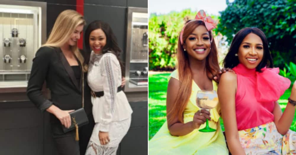 4 Unexpected but unbreakable South African celebrity friendships
