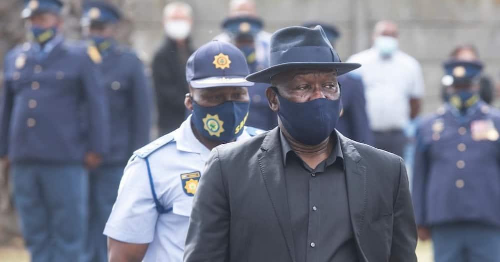 Bheki Cele, vigilantism, 12 instigators found