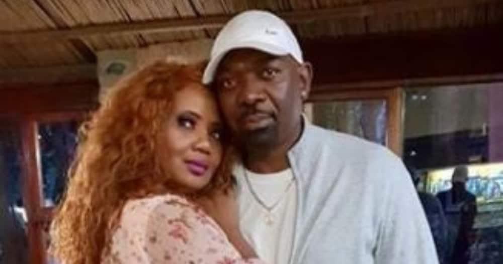 "Menzi Ngubane: Pays heartfelt tribute to wife ""You remain my rock"""