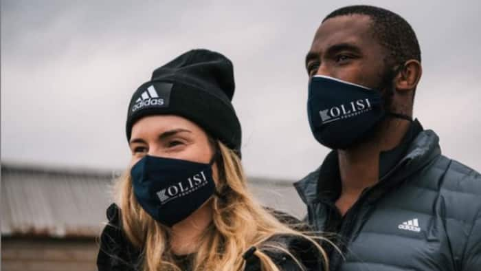 Kolisi Foundation extends help, provides relief to protest-stricken communities