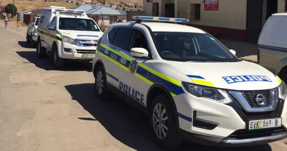 Police, Cops, SAPS, Crime