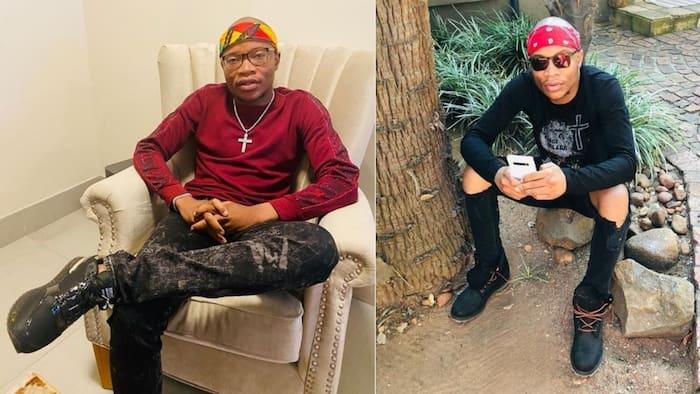 Master KG reveals his hidden talent, brother man can drop serious bars