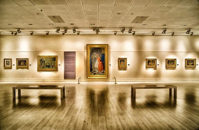 art gallery in Africa