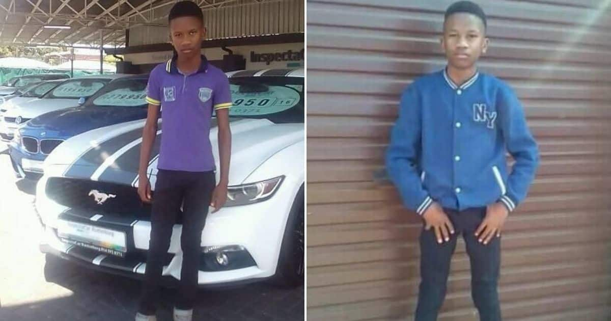 Meet Kutlwano Tshatiwa, 14, a self-taught programmer who creates apps