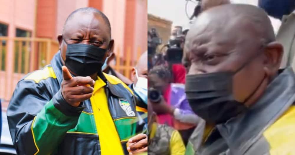 Ramaphosa, PR blitz, voter registration opens, Soweto, ANC