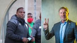 Money talks, highest paid managers in the PSL: Benni McCarthy vs Stuart Baxter