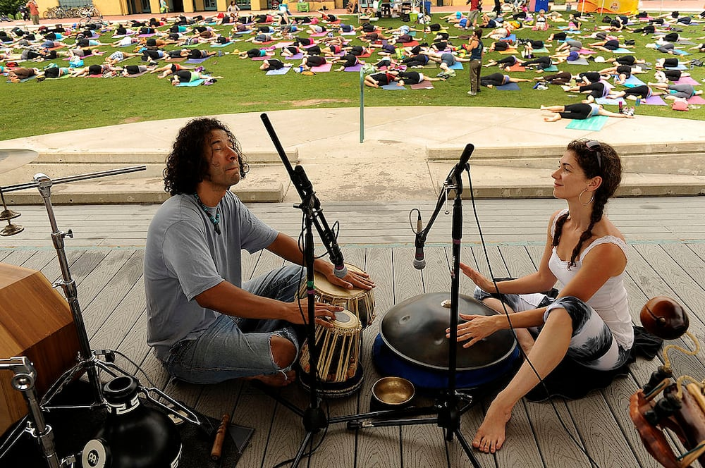 free yoga meditation music 2021