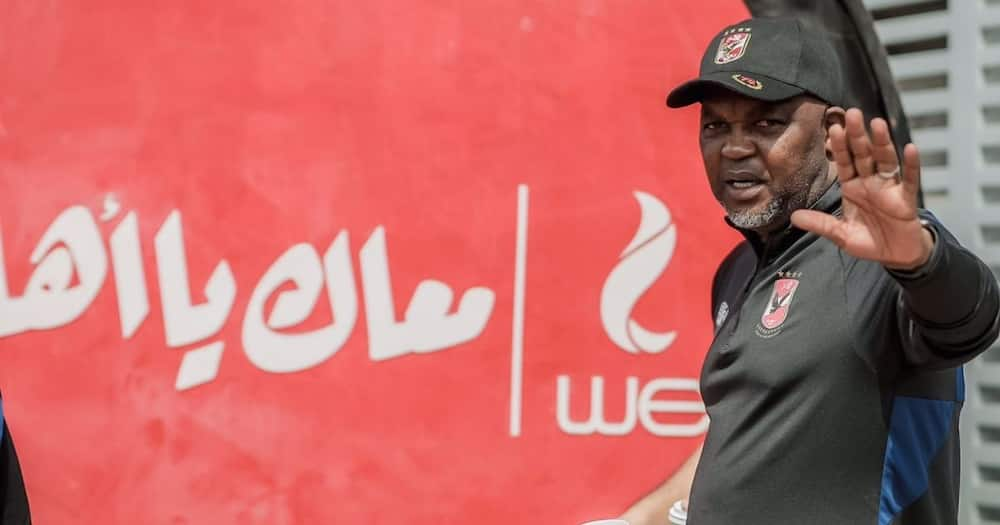 Al Ahly, Provide, Crucial Update, on Pitso Mosimane's, Future