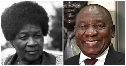 Video shows the day Ma Sisulu and Ramaphosa nominated Mandela as president