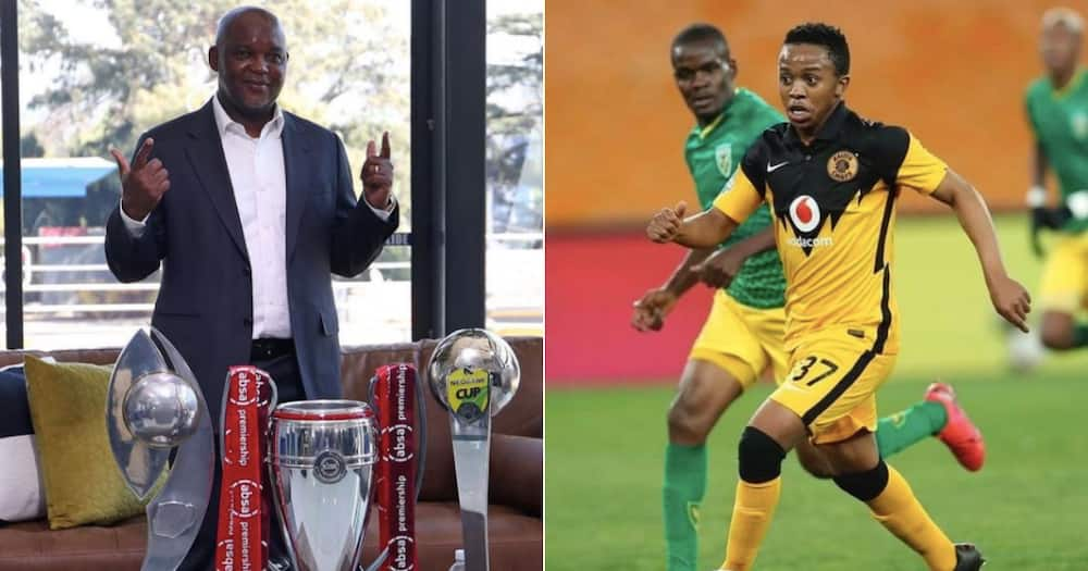Pitso Mosimane, Nkosingiphile Ngcobo, Al Ahly, Kaizer Chiefs, transfer rumours