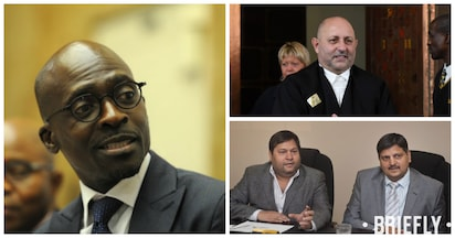 Gigaba explains decision not to act against Guptas, but advocate cries foul