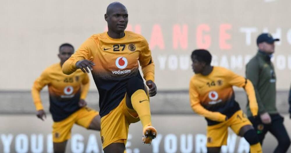 Njabulo Ngcobo, Kaizer Chiefs, Stuart Baxter, playing time, defender