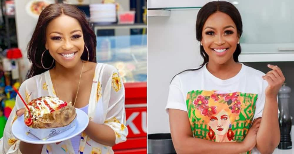 Lorna Maseko makes people sweat with a little casual saucy snap