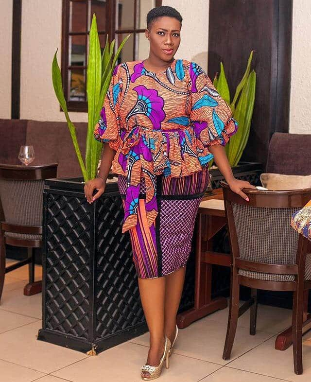 60+ African dresses for business and casual wear
