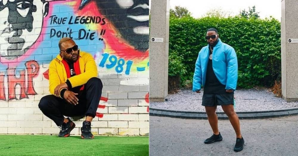 Reason, claims to not know, who Cassper Nyovest is