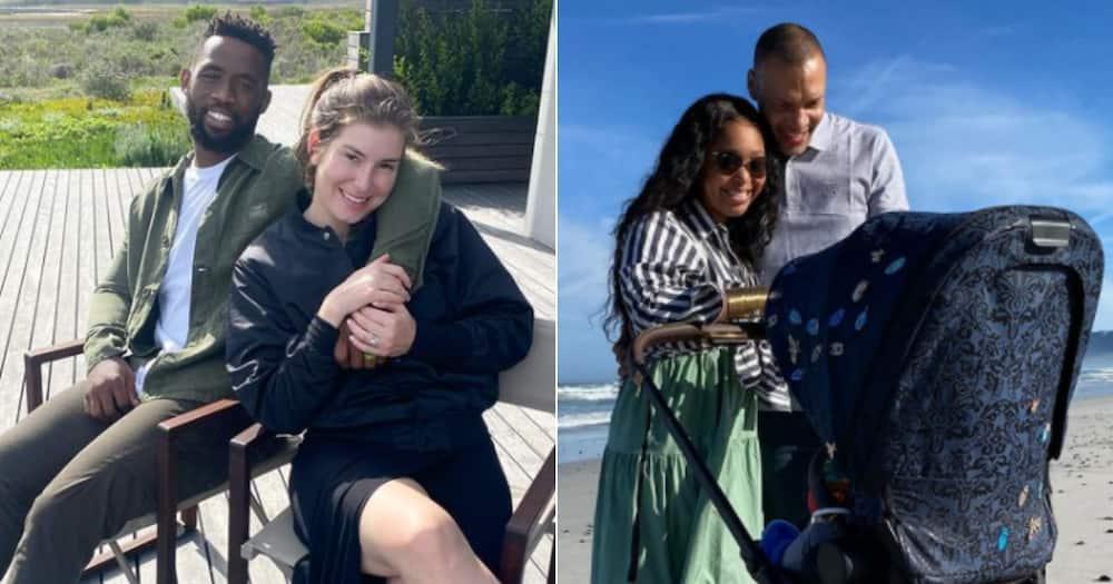 Siya & Rachel Kolisi's Relaxing Weekend Away With Minnie Dlamini-Jones & Hubby